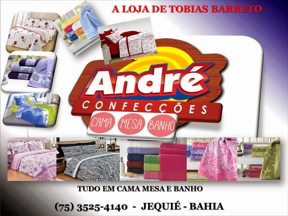 ANDRÉ CONFECÇÕES