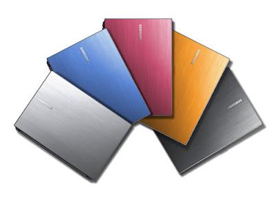 Nuevas Notebooks serie 3 Samsung