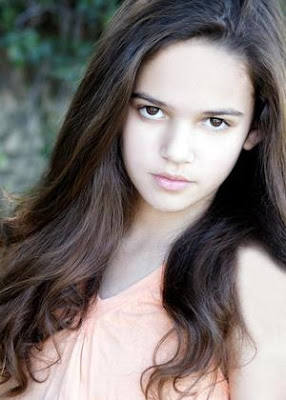 Madison Pettis New Hairstyle 2012