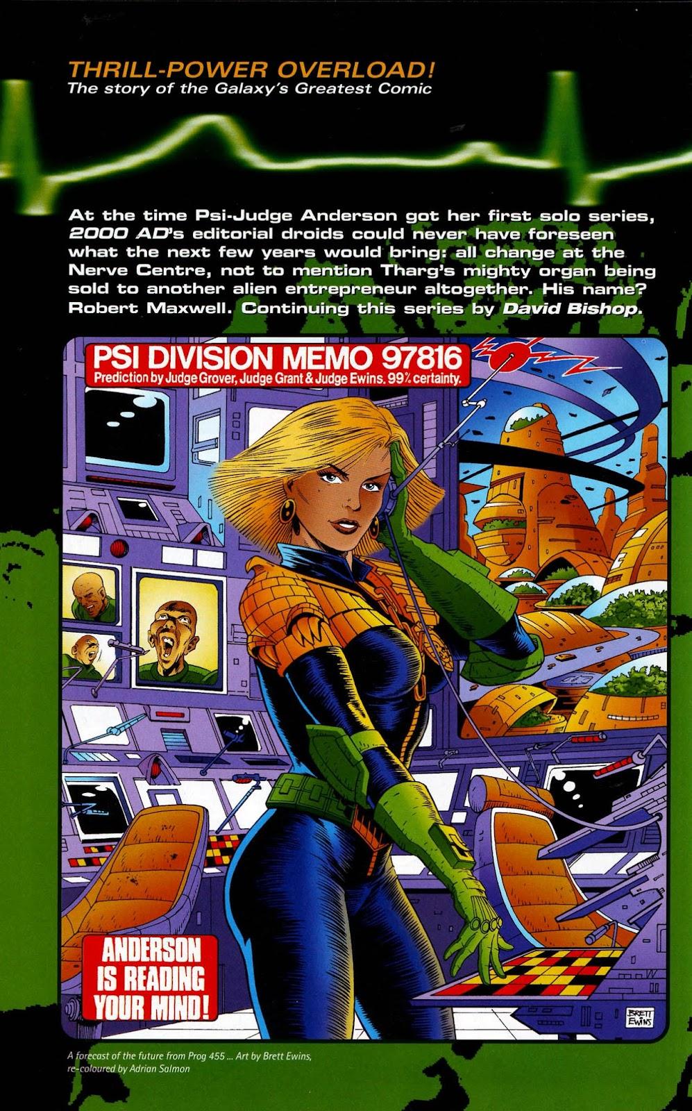 Read online Judge Dredd Megazine (vol. 4) comic -  Issue #15 - 47