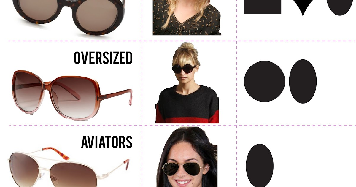 5b66b1272 The Best Glasses For Your Face Shape