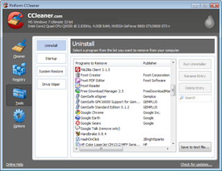 Download CCleaner 5.11.5408 New Update