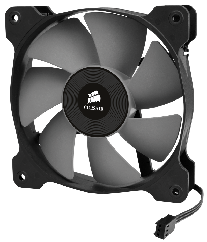 Corsair H80i H100i Liquid CPU Coolers | New Hydro Series screenshot 3