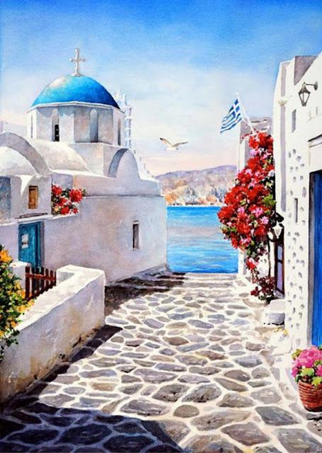 greckie znaczy piękne