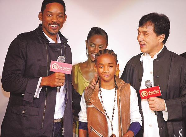 jackie chan and will smith - photo #12