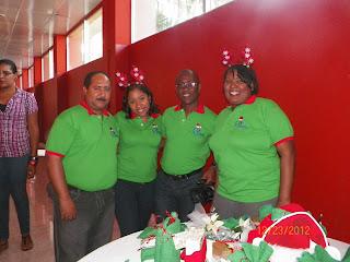 Colegio de Periodistas Celebra encuentro navideño en SPM