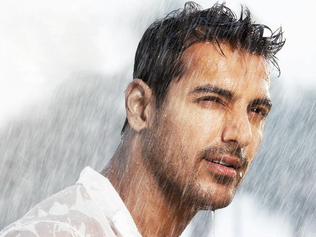 john in raining