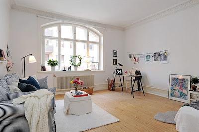 salones estilo escandinavo