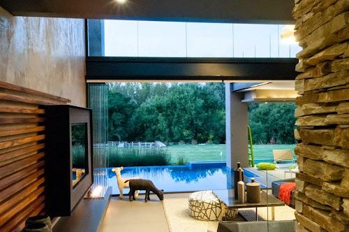 House in Blair Atholl by Nico van der Meulen