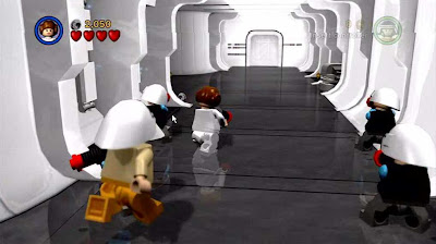 LEGO Star Wars II: The Original Trilogy Screenshots 1