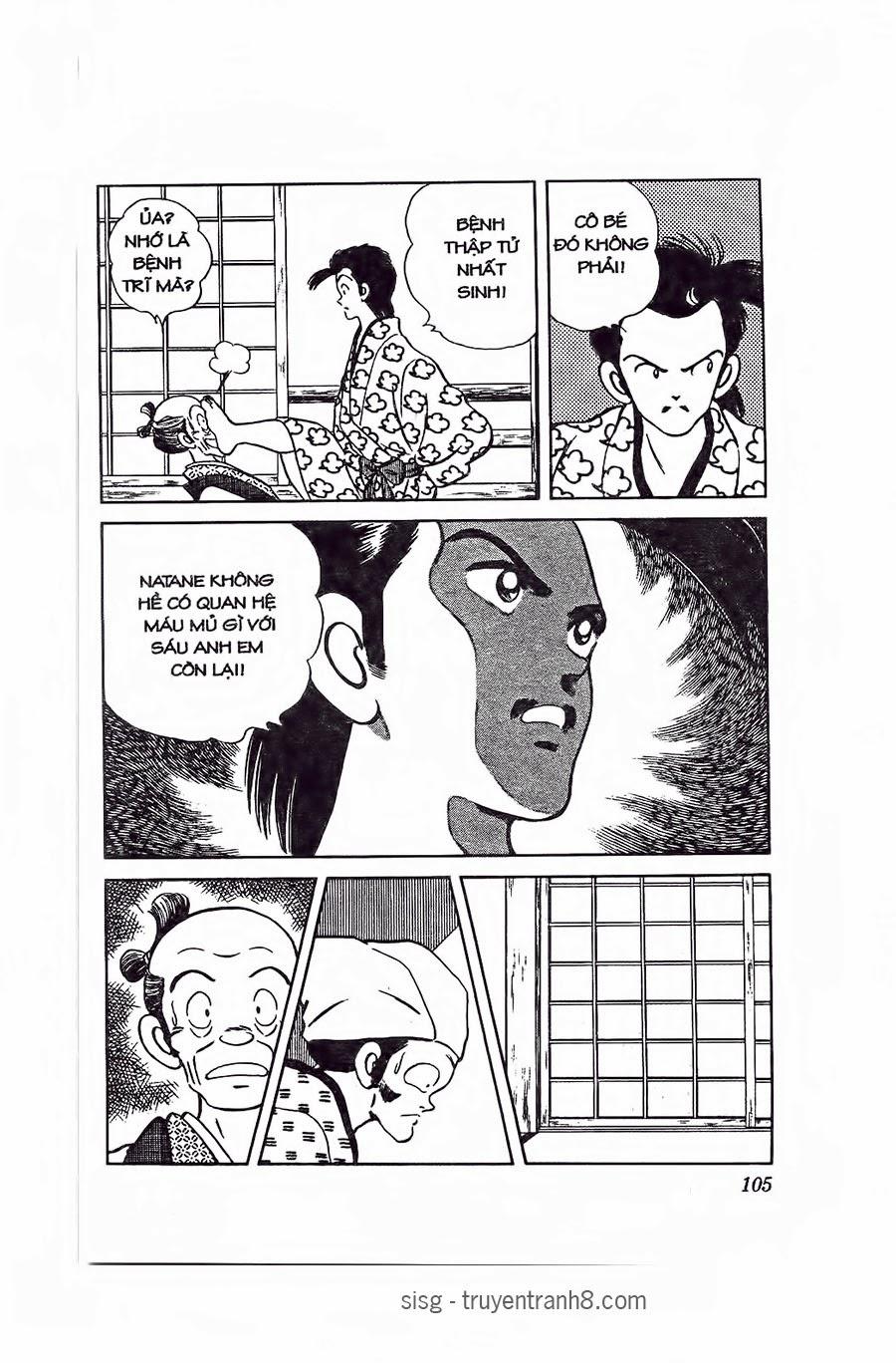 Nijiiro Togarashi - Ớt Bảy Màu chap 95 - Trang 10