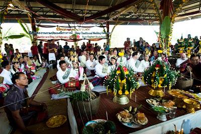 ประเพณีการแต่งงานแบบไทย