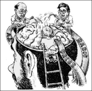 كتاب القومية والغزو الفكري