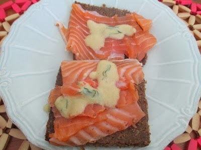 Dilled Gravlax with Mustard Sauce | Laws of the Kitchen