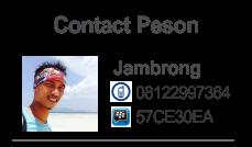 karimunjawa guide kontak person