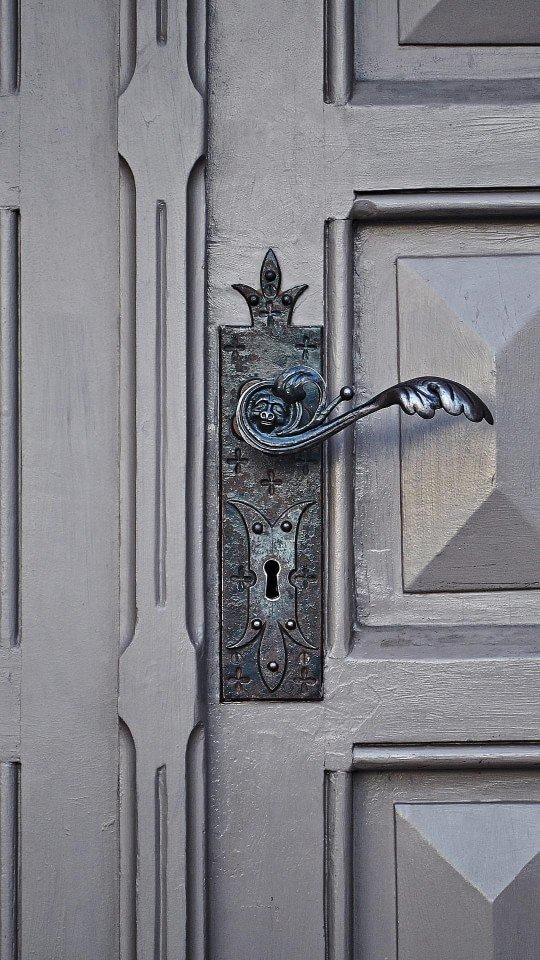 ¿Quieres abrir esta puerta?