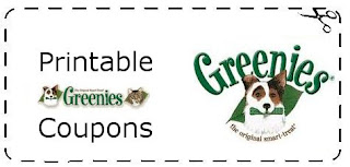 Printable Greenies Coupons