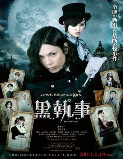 Ver Black Butler (Kuroshitsuji) (2014) Online