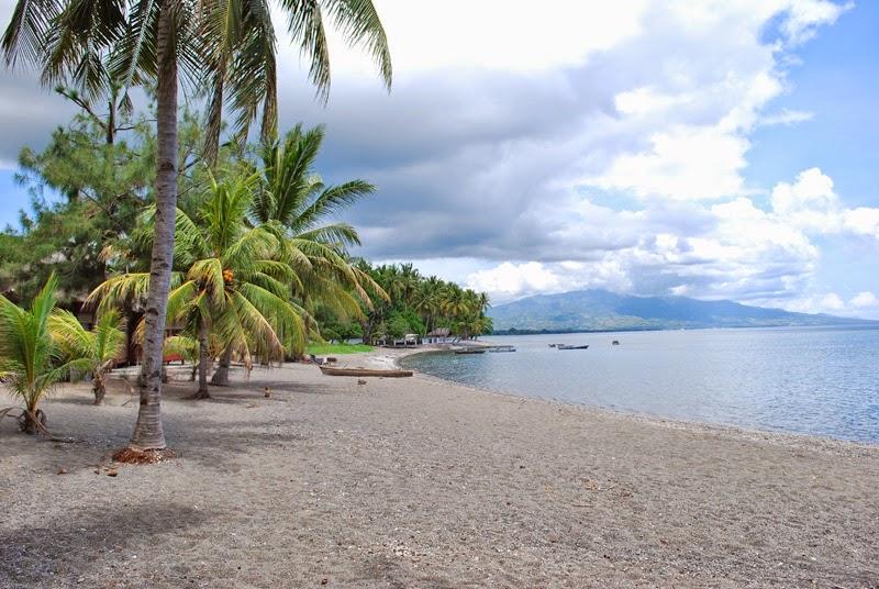 Pantai Sao Kabupaten Sikka, Nusa Tenggara Timur
