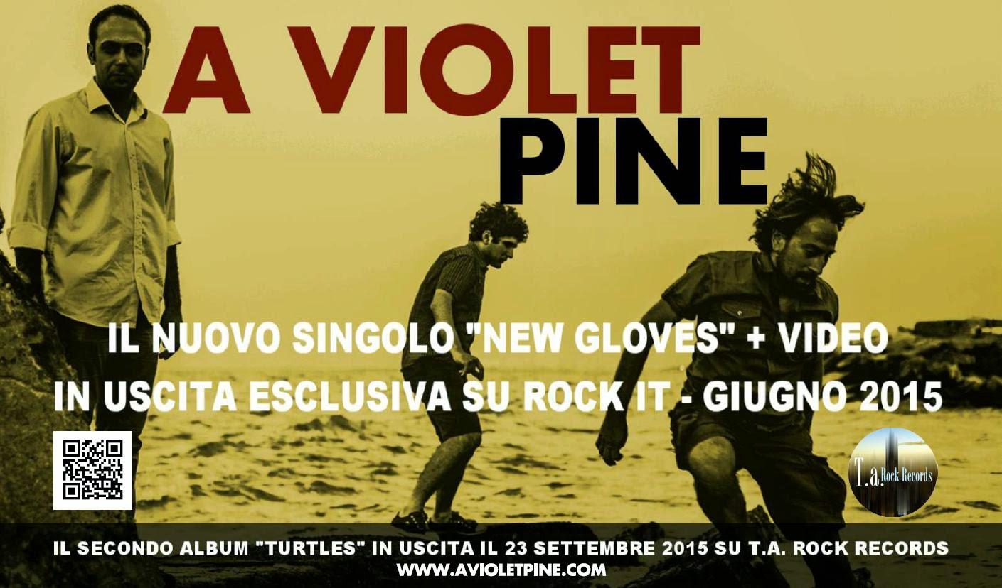 A Violet Pine