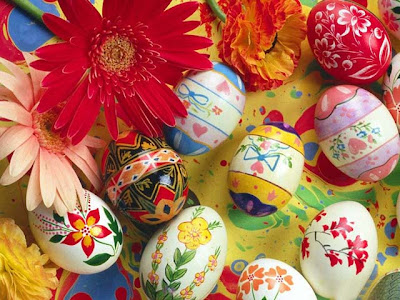 Easter Eggs Decoration Picture