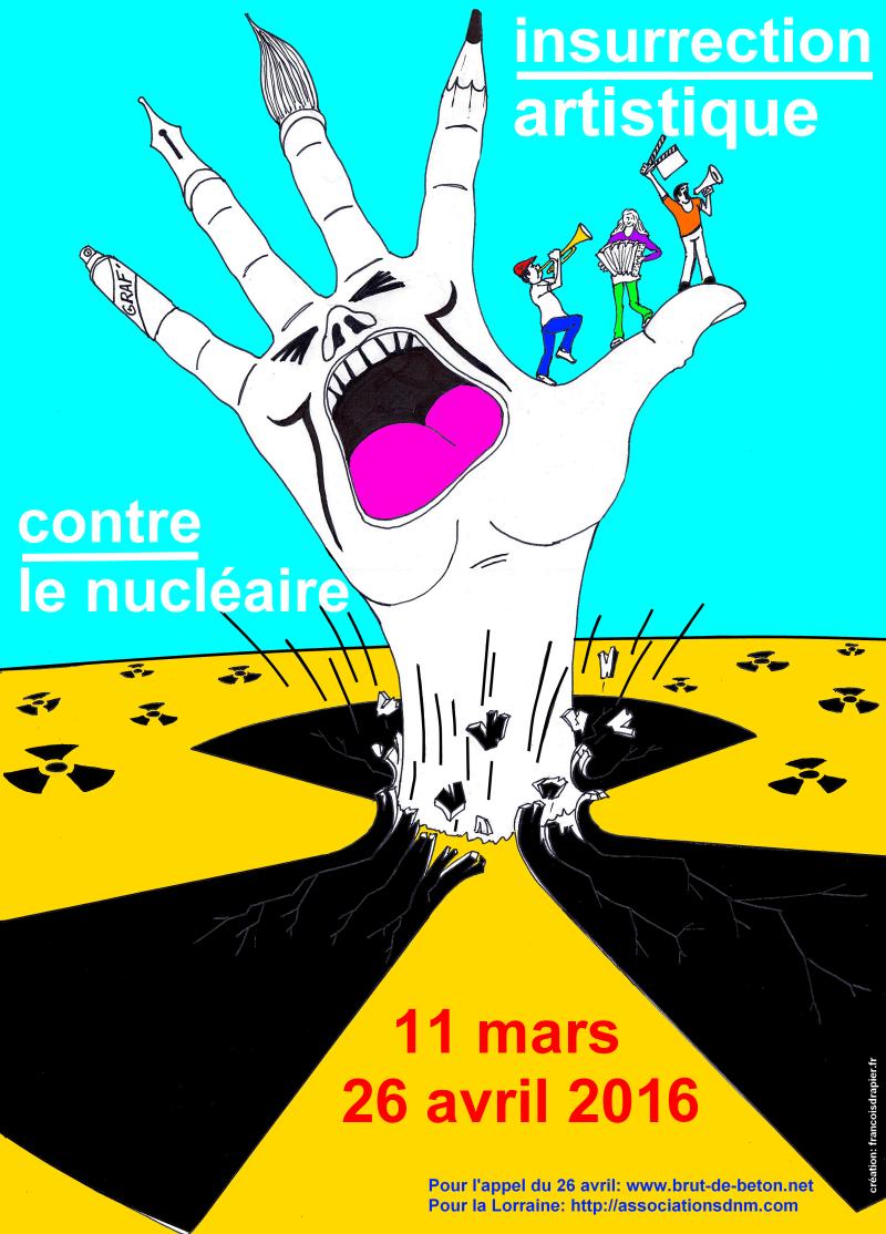 Insurrection artistique en Lorraine aussi: reipard@wanadoo.fr