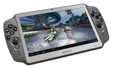Archos portable console is on sale