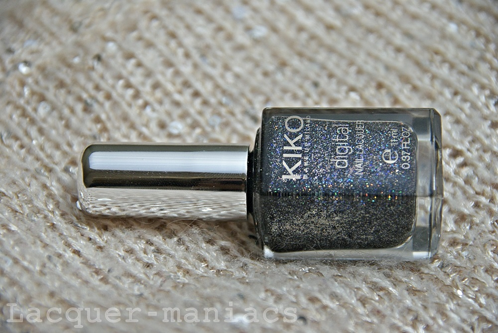 Kiko Digital Emotion 442 Technoblack