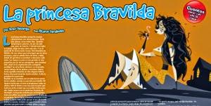 "Cuento ""La princesa Bravilda"""