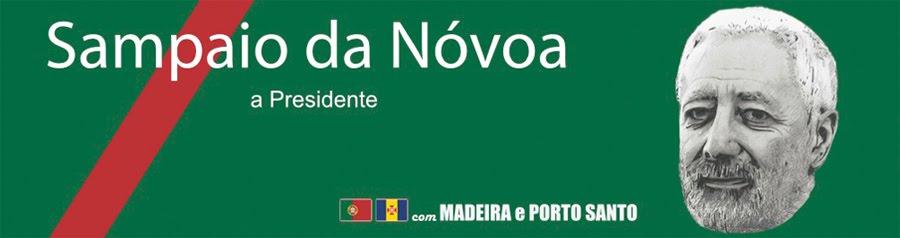 Sampaio da Nóvoa com Madeira e Porto Santo