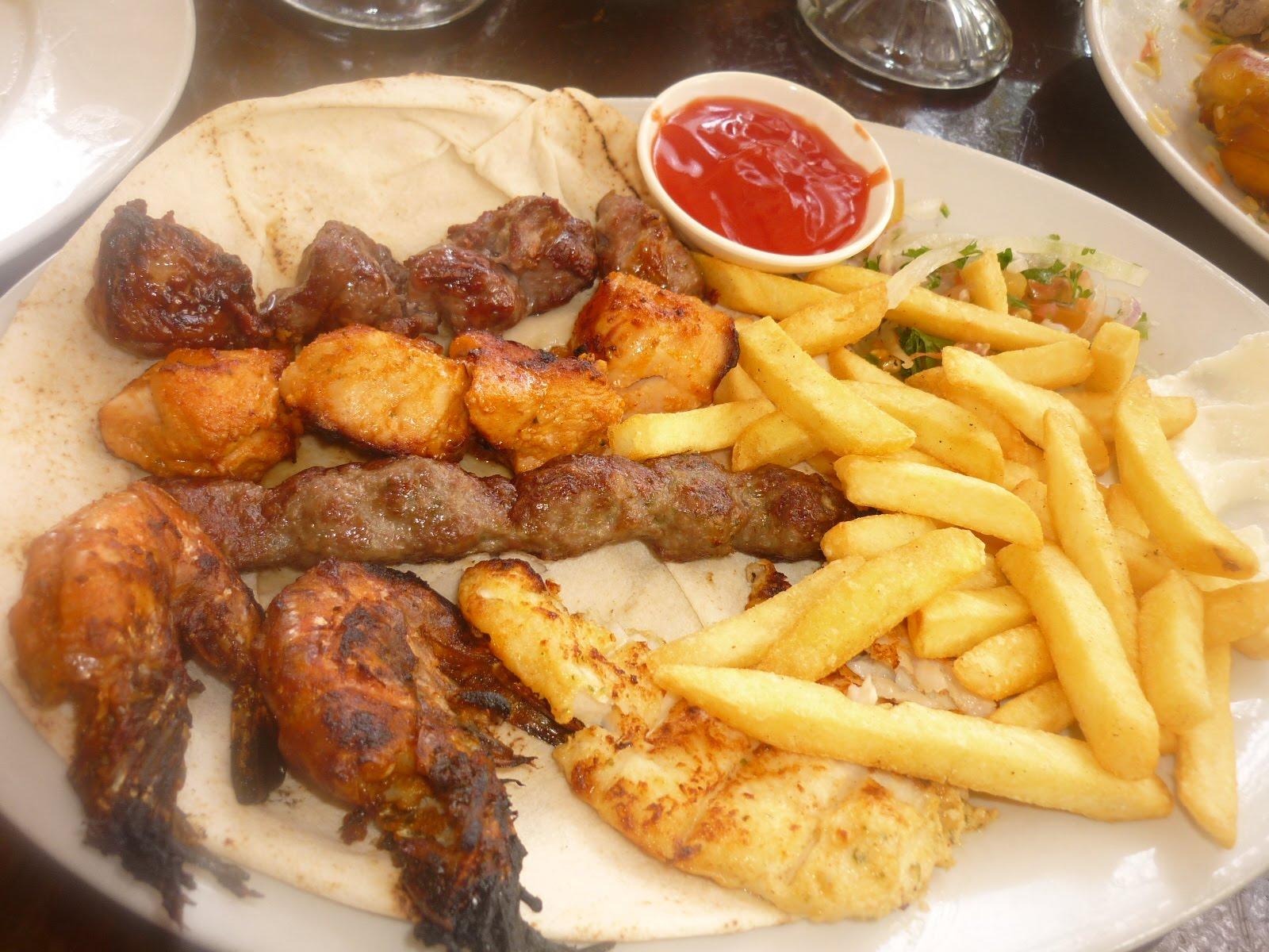 My life my loves hadramawt chulan square kl for Cuisine yemenite