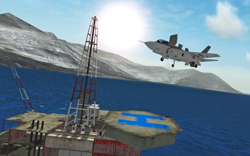 F18 Carrier Landing 2 Pro Mod Apk