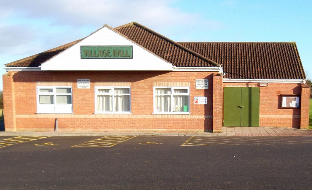Wrawby Village Hall -  Nigel Fisher's Brigg Blog