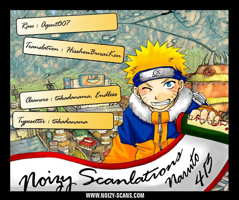 Naruto chap 413 Trang 17 - Mangak.info