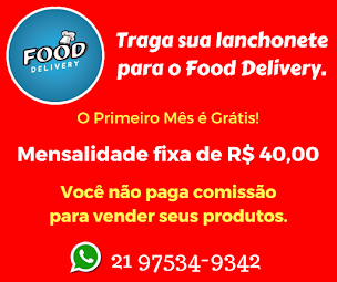 Aplicativo Food Delivery