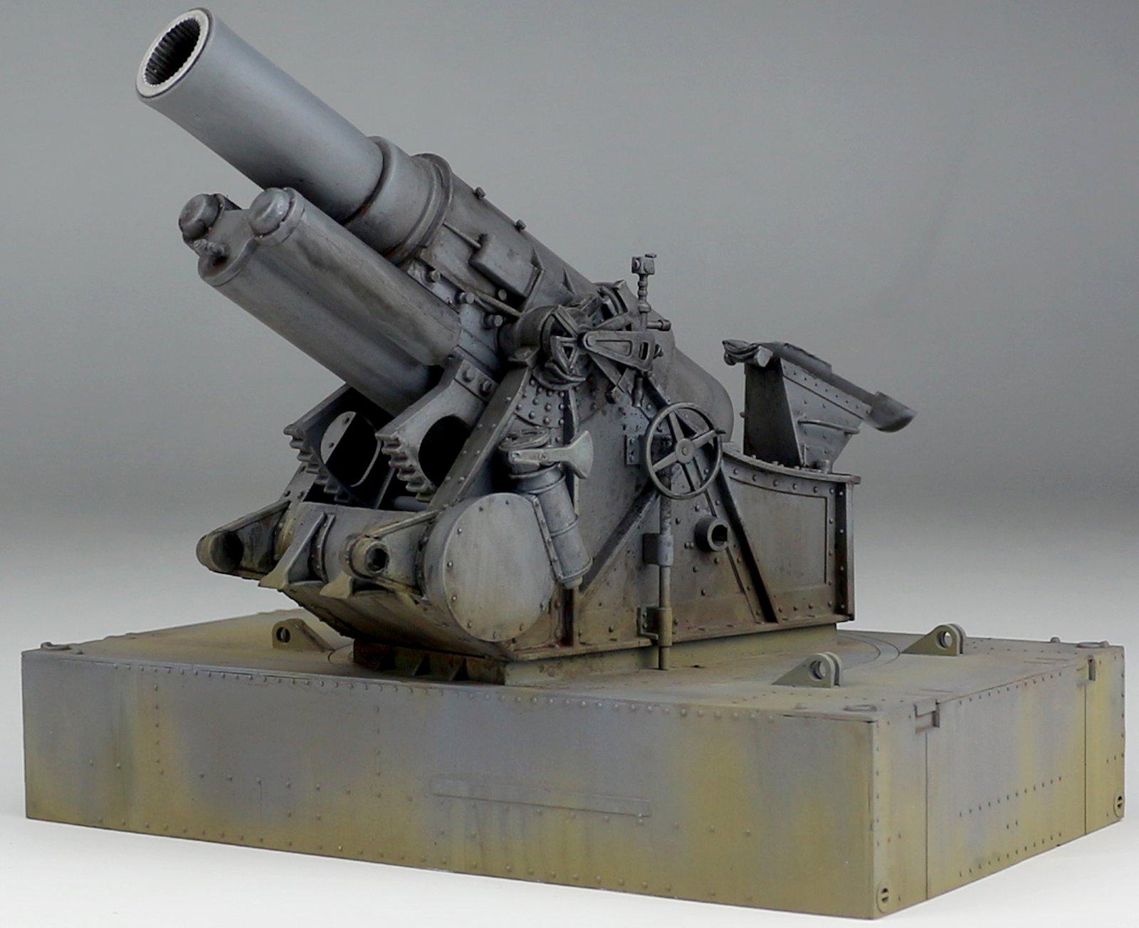 Skoda Heavy Guns: 24cm Cannon, 38cm Howitzer, 42cm Howitzer and Others (Schiffer