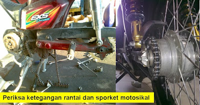 Fire Starting Automobil Honda EX5 Dan Honda Wave