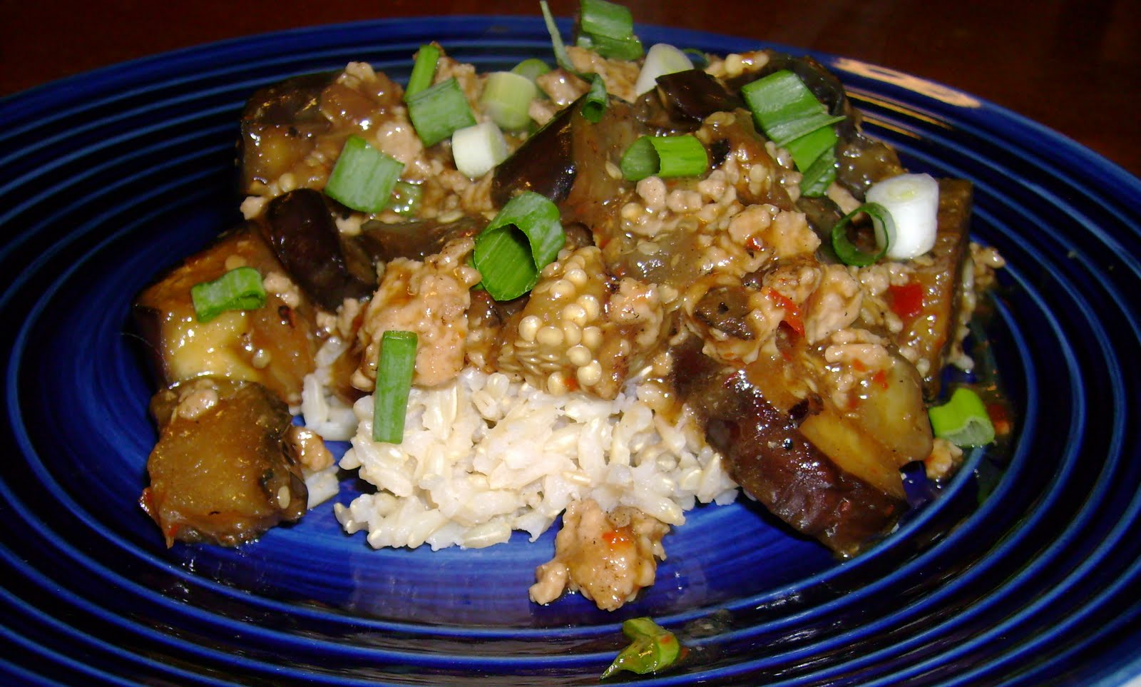 The perfect recipe project szechuan eggplant with pork ive really been enjoying ching he huangs chinese food made easy on cooking channel strangely it seems to be the only asian cooking show on cable forumfinder Image collections