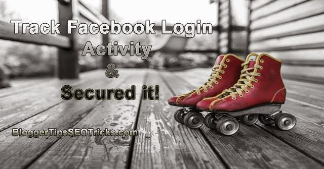 how to view unusual facebook login activies