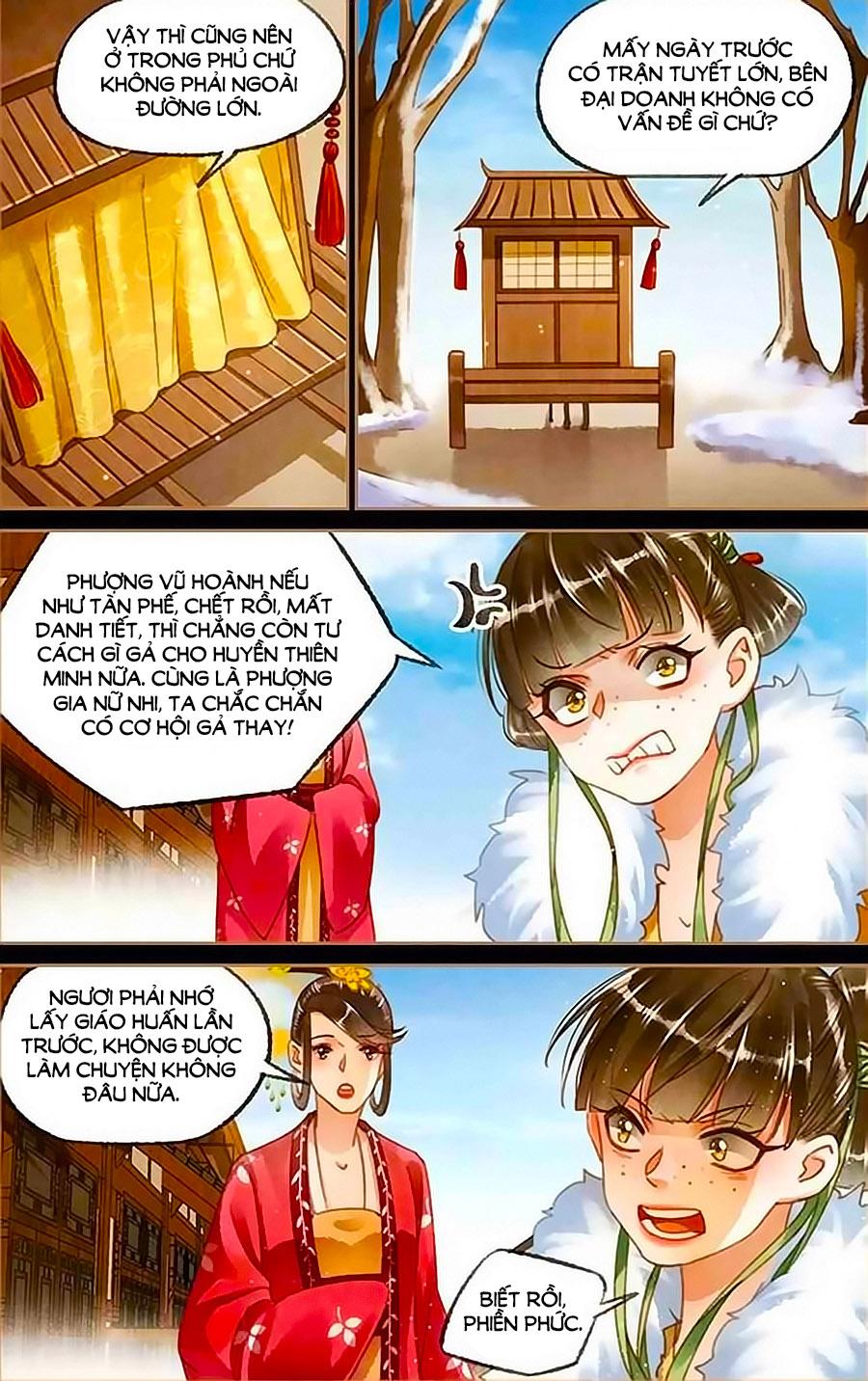 Thần Y Đích Nữ chap 114 - Trang 2