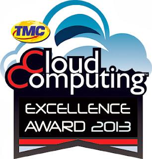 Cloud computing excellence award Monet Software