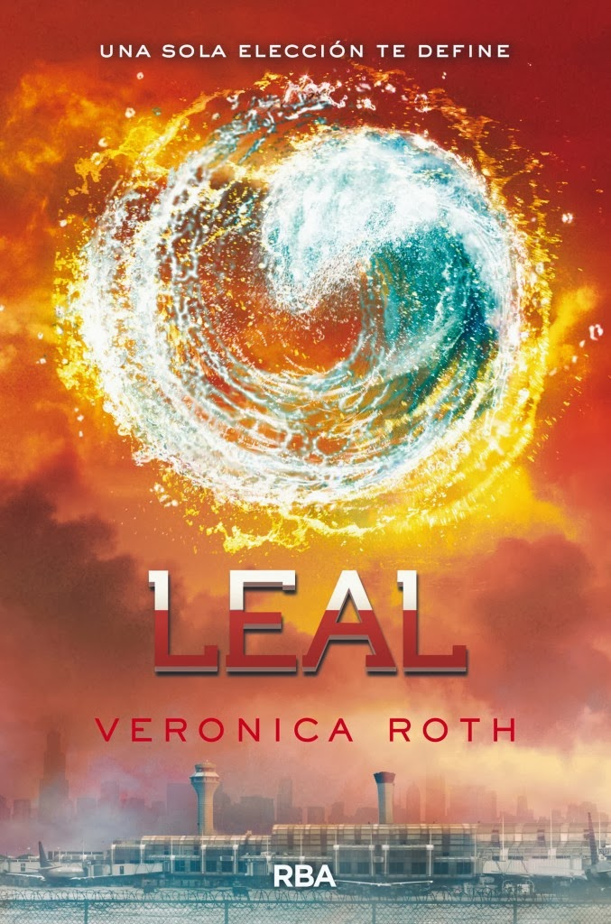 Leal de Veronica Roth