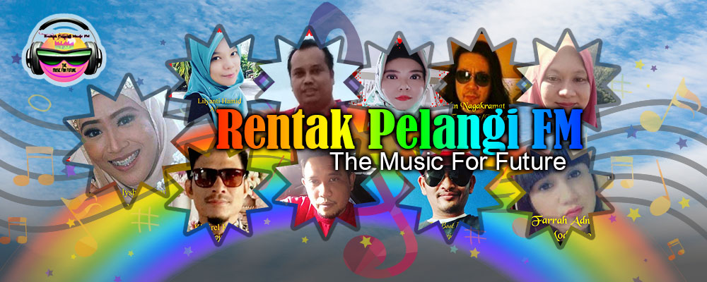 Rentak Pelangi Musik FM | The Music For Future