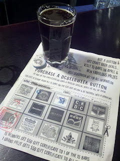 DC Brau's Stone of Arbroath at Bier Baron