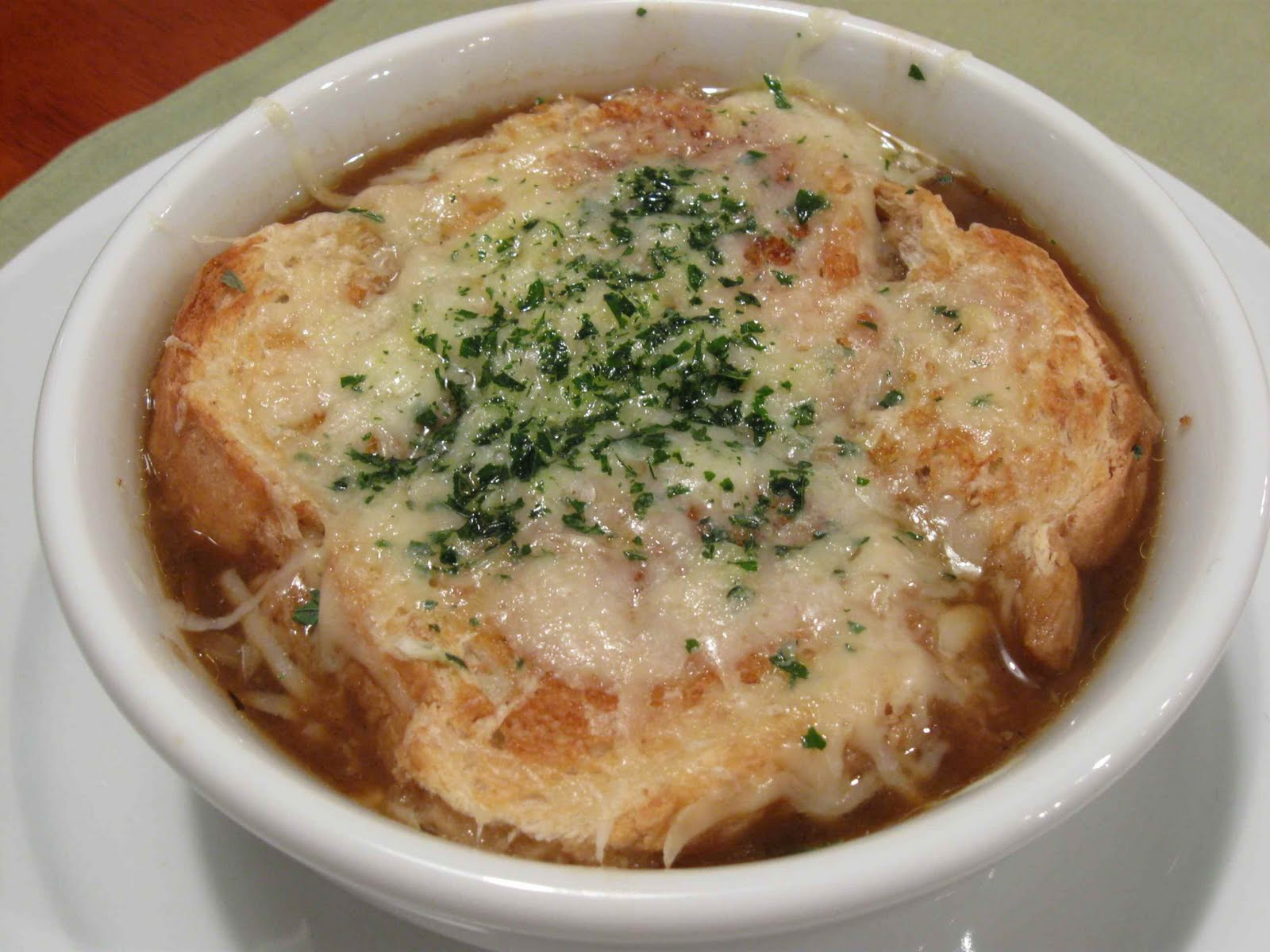 Cooking From Scratch: French Onion Soup
