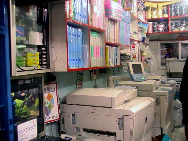 ... bisnis sampingan fotocopy ini, berikut tips sukses untuk memulainya