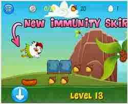 Free Download Ninja Chicken Ooga Booga apk for Android