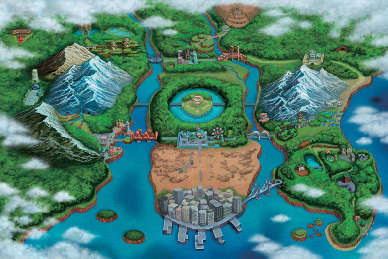 Pokemon hoenn white 2 nds rom