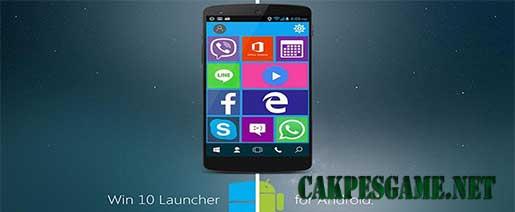 Win 10 Launcher : Pro Apk v2.2
