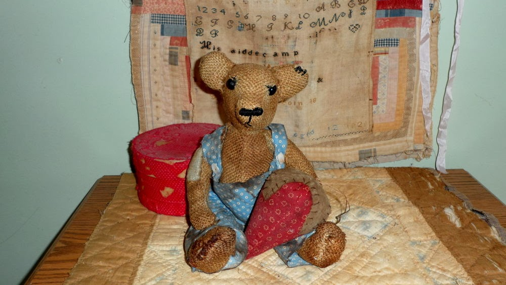 Little Wool Sack Teddy